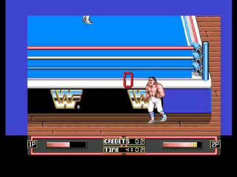 Top Wrestling Amiga