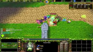 Warcraft 3 TFT - Castle Fight ES #1