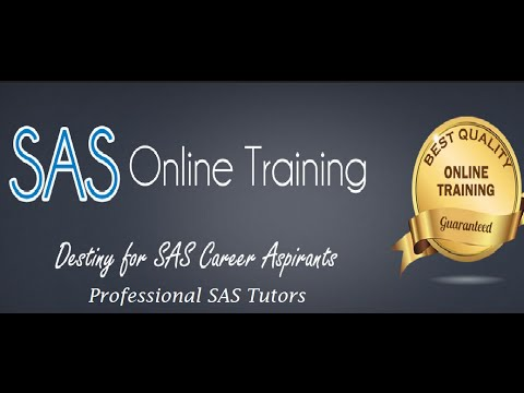 Base SAS Programming for SAS Certification exam - YouTube