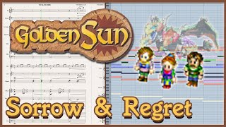 "New Arrangement: ""Sorrow and Regret"" from Golden Sun: The Lost Age (2002)"