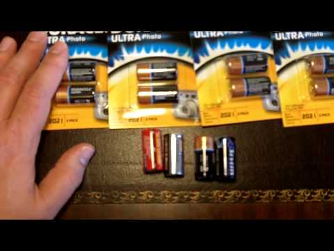 Which CR123A Batteries Should I Buy?