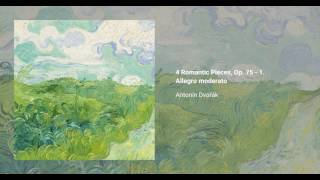 4 Romantic Pieces, Op. 75