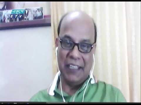 Ekusher Raat | বিষয়: করোনা; লকডাউনের অপেক্ষা | 25 June 2020 | একুশের রাত | ETV Talk Show