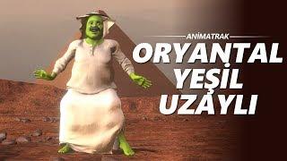 Animatrak - Yeşil Uzaylı Dansı Oryantal Versiyonu