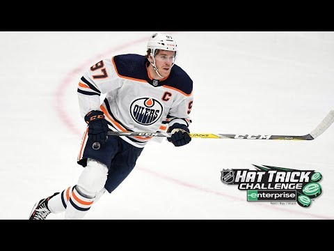 McDavid does it again, notches fifth career hat trick