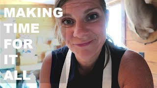 ⌚Making Time For Everything | Mom & Kids Want a Fulfilling Day