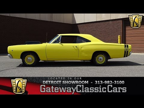 Video of '68 Coronet - $28,995.00 Offered by Gateway Classic Cars - Detroit - LSOJ
