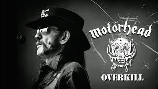 motorhead overkill lyrics español