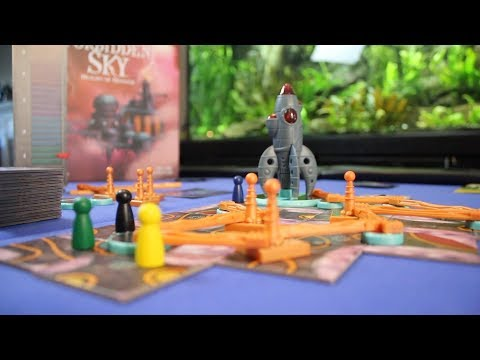 Forbidden Sky : Quest and Review