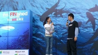 Chinese TV Stars Lead Online Effort Against Shark Fin Soup