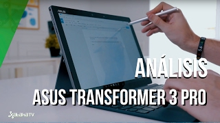 Asus Transformer 3 Pro, análisis