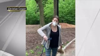 A white woman called the NYPD and accused a black man of threatening her following an exchange that started when the man asked the woman to leash her dog in Central Park. She's now issuing an apology after the video was seen millions of times. NBC New York's Checkey Beckford reports.