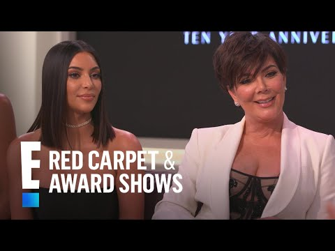 Kim Kardashian Explains Crying Over Lost Earring | E! Live from the Red Carpet