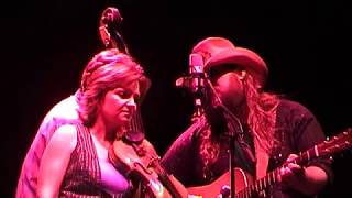 "The Steeldrivers with Chris Stapleton ""You Put The Hurt On Me"" 7/18/09 Grey Fox Bluegrass Festival"