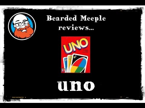 Bearded Meeple reviews Uno