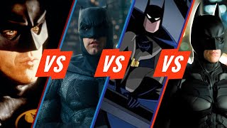 Who is the Best Batman? | Rotten Tomatoes