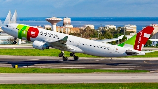 Voo Tap Portugal 35 (LIS - FOR)