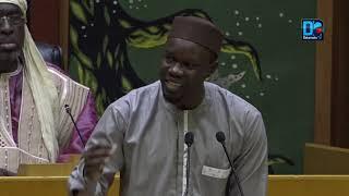 Assemblée / Ousmane Sonko sur la hausse de l'électricité : ''Le régulateur ne fait pas son travail''
