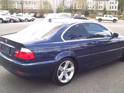 2005 BMW 3 Series 325Ci Coupe Ron Tonkin Acura Pre-Owned