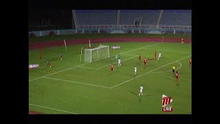 SPORT: TT Girls Under-17 Match Against Panama Cancelled