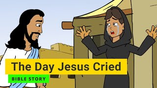 """Primary Year B Quarter 2 Episode 4 """"The Day Jesus Cried"""""""