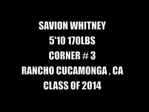 Savion-Whitney