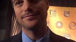 Chris O'Donnell au SAG Nominataion Awards
