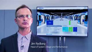 Nokia CBRS neutral host demonstration for subway