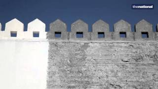 Behind The Grey Walls Of Qasr Al Hosn