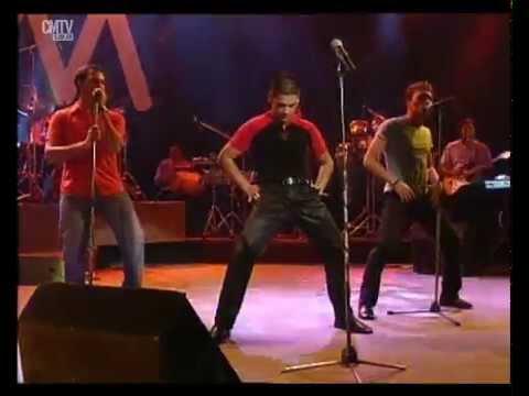 Banda XXI video Gozando - CM Vivo 2003