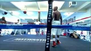 Floyd Mayweather Training - Get Money!