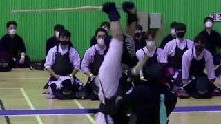 2020 문체부장관기 전국학생검도대회 대학부 득점모음