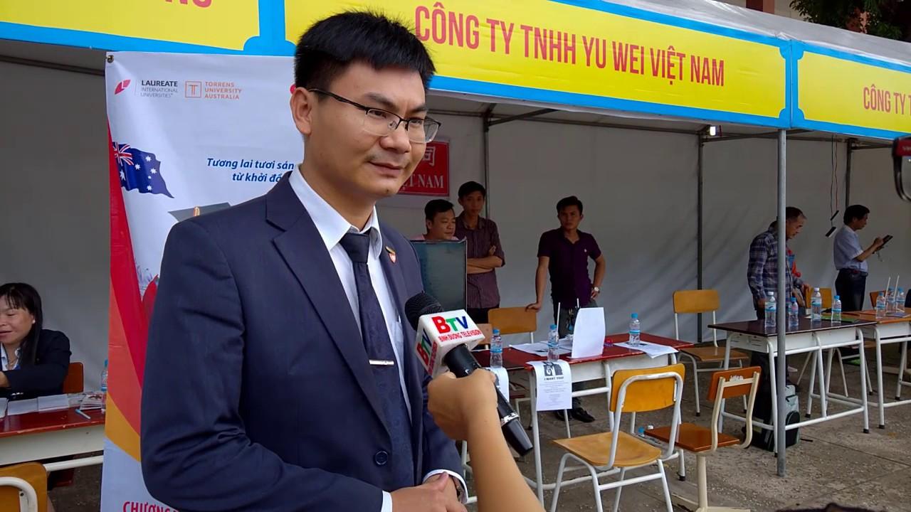 Dai-Ichi Life Bình Dương trả lời phóng vấn BTV1 ngày 17/06/2017