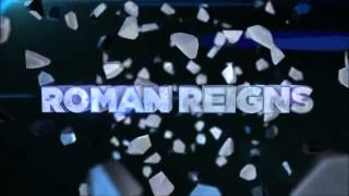 WWE Roman Reigns Titantron AE Theme 2015 HD