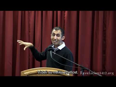 Nader Mansur: Red Melhisedeka (2)