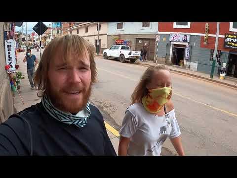 Exploring the Streets of Cusco, Peru - January 2021