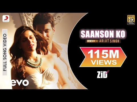 Download Saanson Ko - ZiD | Arijit Singh | Mannara | Karanvir HD Video