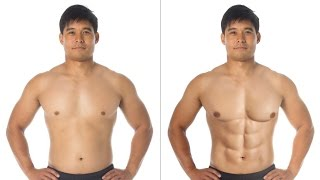 How to make ABS 6 pack in Adobe Photoshop