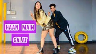 Haan main galat dance | Love Aaj Kal | Kartik Sara | Pritam, Arijit Singh | Vicky & Aakanksha