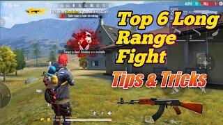 Tips&Tricks To Fight In Long Range  Long Range Fight Tips&Tricks  Fighting Skills – Garena Free Fire