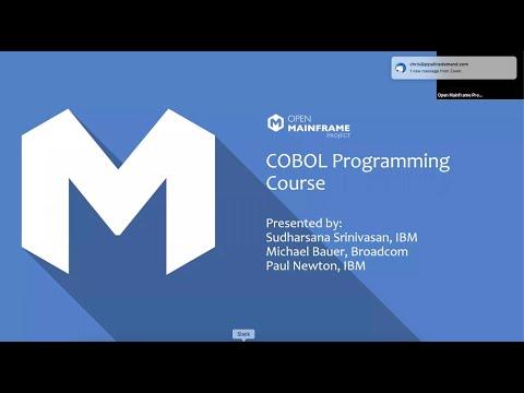 COBOL Training Course