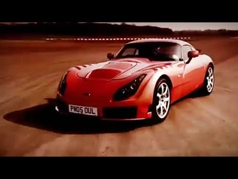 TVR Sagaris car review – Top Gear – BBC autos