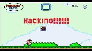 Super Mario Flash hacking!!!!!