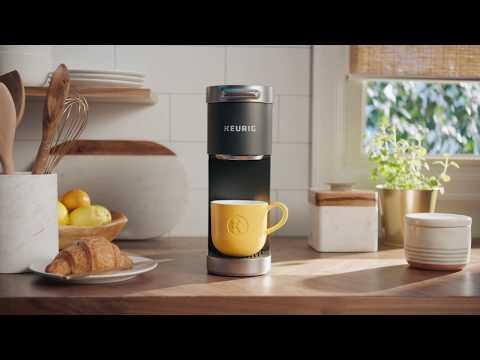 NEW Keurig® K Mini Plus Coffee Maker Full Coffee Experience Bundle