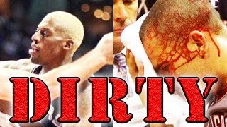 10 DIRTY NBA PLAYERS - Video Youtube