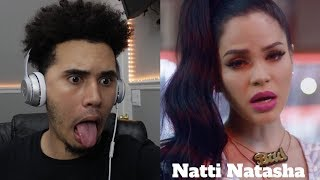 REACCIONO a 😍 Natti Natasha - Oh Daddy [Official Video]