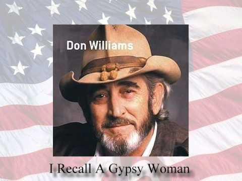 I Recall A Gypsy Woman Chords Lyrics Don Williams