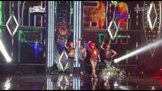 2NE1 & Big Bang   Last Farewell LIVE