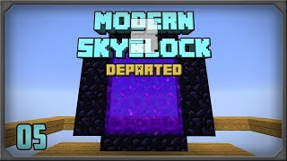 Modern Skyblock 3 Departed Life Infusion + Alchemical Fusion