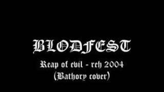BLODFEST-reap of evil (reh 2004)